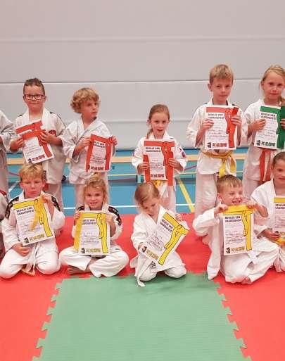 Judo 16.00 Etten Leur