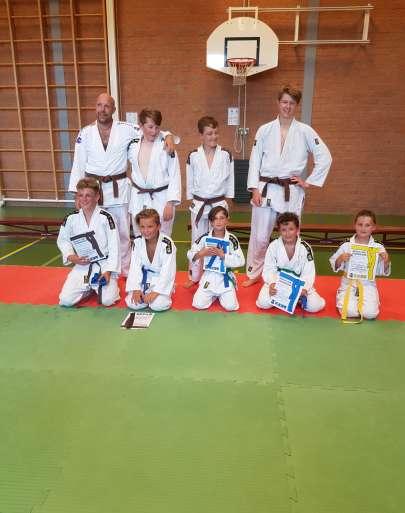 Maandag 19.45 uur Judo/Jiu Jitsu Roosendaal
