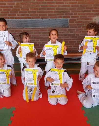Judo 16.00 uur Bergen op Zoom