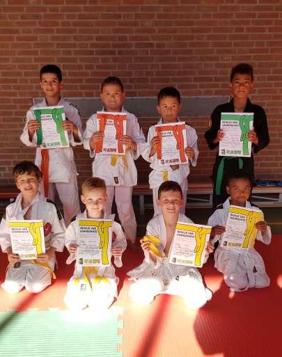 Jiu Jitsu Donderdag 17.50 Bergen op Zoom