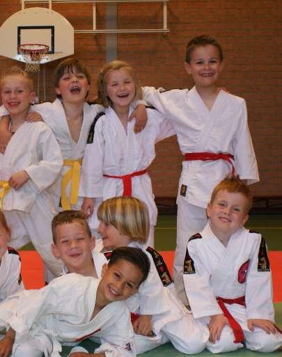 Judo Woensdag 14.00 uur Tholen