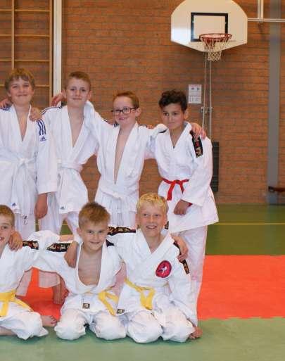 Judo Woensdag 14.55 uur Tholen