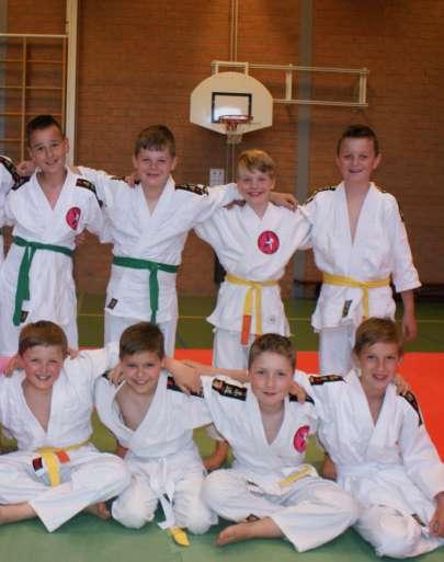 Judo Woensdag 15.50 uur Tholen