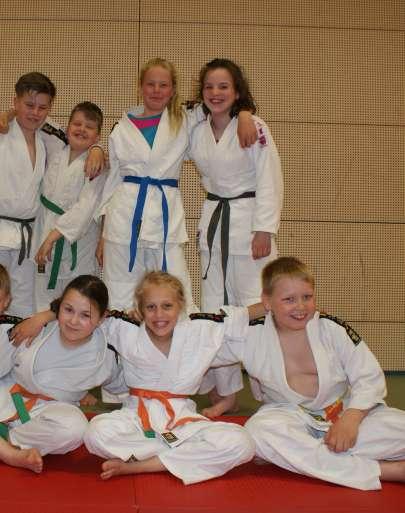 Judo Vrijdag 16.55 uur Roosendaal