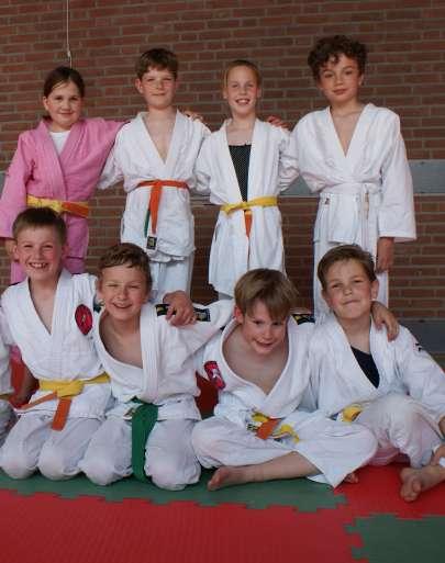 Judo 16.55 uur Bergen op Zoom