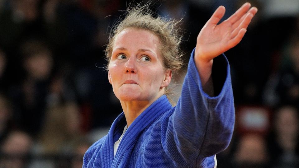 Juul Franssen wint brons