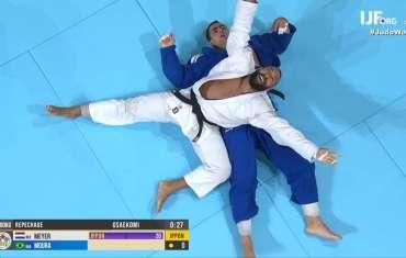 Roy Meijer Pakt bronzen Medaille op WK in Japan