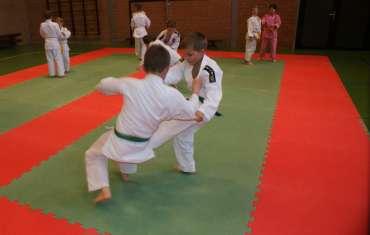 Kinderen Judo Groepen