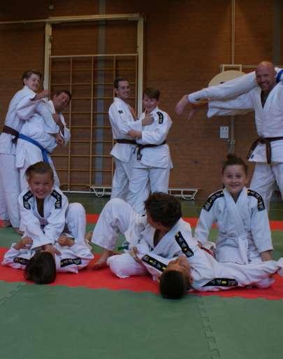 Judo Senioren Woensdag 17.45 uur Tholen